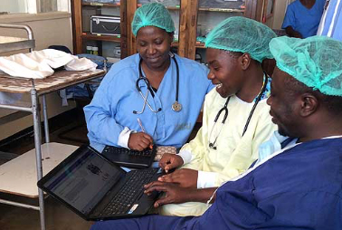 Supporting vital anaesthesia training in Tanzania